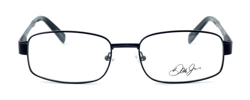 Dale Earnhardt, Jr. Designer Eyeglasses DJ6736 in Gunmetal 54mm :: Rx Single Vision