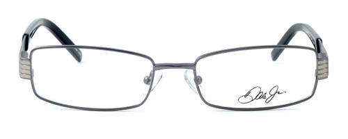 Dale Earnhardt, Jr. Designer Eyeglasses DJ6737 in Gunmetal 52mm :: Rx Single Vision