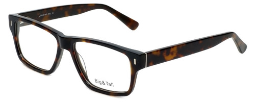 Big and Tall Designer Eyeglasses Big-And-Tall-13-Demi-Brown in  Demi Brown 58mm :: Progressive