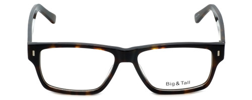 Big and Tall Designer Eyeglasses Big-And-Tall-13-Demi-Brown in  Demi Brown 58mm :: Rx Bi-Focal