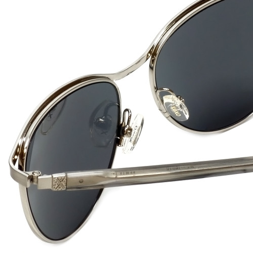 XOXO Designer Sunglasses AX00006 in Silver