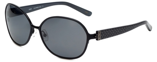 XOXO Designer Sunglasses Capri in Black