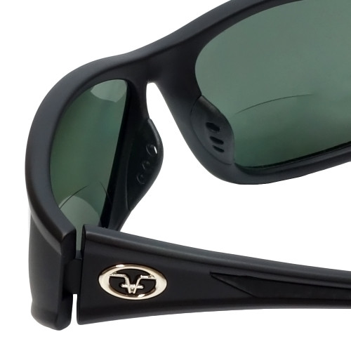 Flying Fisherman Falcon Polarized Bi-Focal Reading Sunglasses
