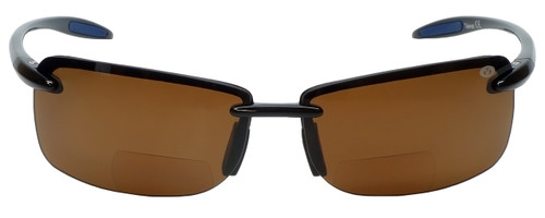 Flying Fisherman Cali Polarized Bi-Focal Reading Sunglasses