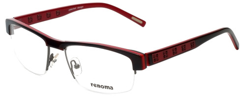 Renoma Designer Reading Glasses R1072-9230 in Red 56mm