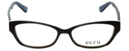 Ecru Designer Reading Glasses Ferry-032 in Cerulean 53mm