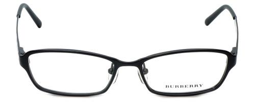 Burberry Designer Eyeglasses B1272TD-1001 in Black 53mm :: Custom Left & Right Lens