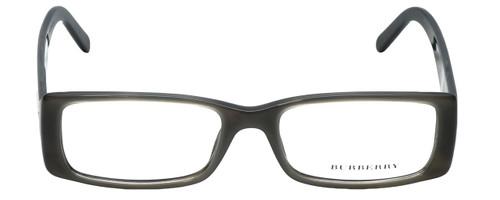 Burberry Designer Eyeglasses B2039-3091 in Gray 52mm :: Custom Left & Right Lens