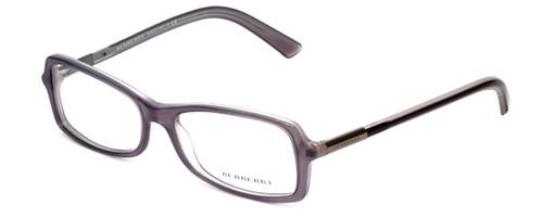 Burberry Designer Eyeglasses B2083-3229 in Violet 54mm :: Custom Left & Right Lens