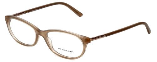 Burberry Designer Eyeglasses B2103-3012 in Sand 53mm :: Custom Left & Right Lens