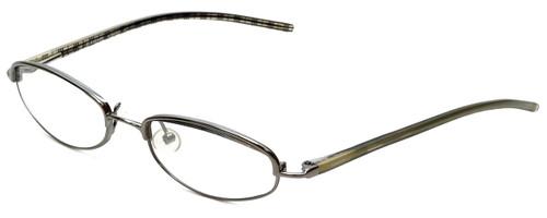 Burberry Designer Eyeglasses B-8911-J20 in Silver 48mm :: Custom Left & Right Lens