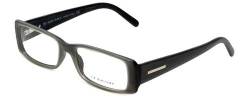 Burberry Designer Eyeglasses B2039-3091 in Gray 52mm :: Rx Single Vision