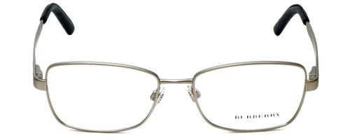 Burberry Designer Eyeglasses B1259-Q-1159 in Silver 52mm :: Progressive