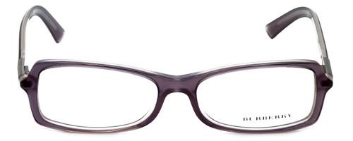 Burberry Designer Eyeglasses B2083-3229 in Violet 54mm :: Progressive
