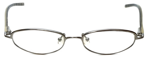 Burberry Designer Eyeglasses B-8911-J20 in Silver 48mm :: Progressive