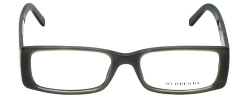 Burberry Designer Reading Glasses B2039-3091 in Gray 52mm