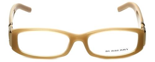 Burberry Designer Reading Glasses B2053-3019 in Beige 50mm