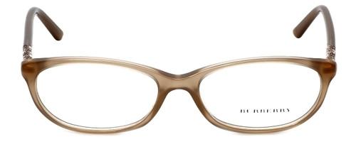 Burberry Designer Reading Glasses B2103-3012 in Sand 53mm