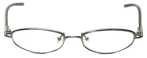 Burberry Designer Reading Glasses B-8911-J20 in Silver 48mm