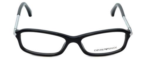 Emporio Armani Designer Eyeglasses EA3006-5017-53 in Black 53mm :: Progressive