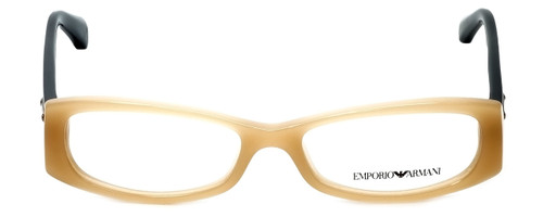 Emporio Armani Designer Eyeglasses EA3007-5087 in Opal Beige 53mm :: Rx Bi-Focal