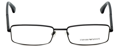 Emporio Armani Designer Reading Glasses EA1003-3001 in Matte Black 54mm