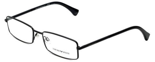 Emporio Armani Designer Reading Glasses EA1003-3001 in Matte Black 54mm