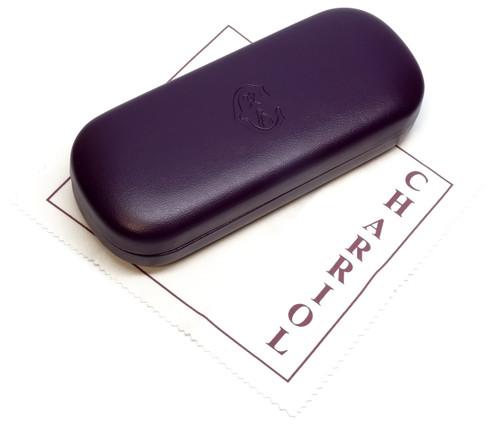 Charriol Designer Eyeglasses PC7075A-C2T in Silver Purple 51mm :: Custom Left & Right Lens
