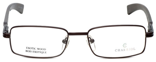 Charriol Designer Eyeglasses PC7245-C3 in Brown 52mm :: Custom Left & Right Lens