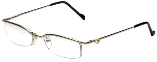 Charriol Designer Eyeglasses PC7075A-C2T in Silver Purple 51mm :: Rx Single Vision