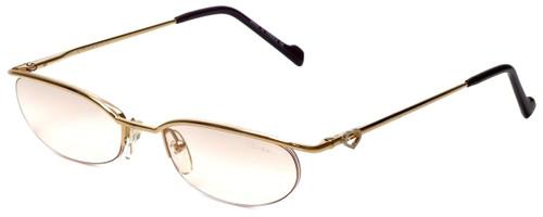 Charriol Designer Eyeglasses PC7075B-C1T in Gold 51mm :: Rx Single Vision
