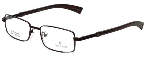 Charriol Designer Eyeglasses PC7245-C3 in Brown 52mm :: Rx Single Vision