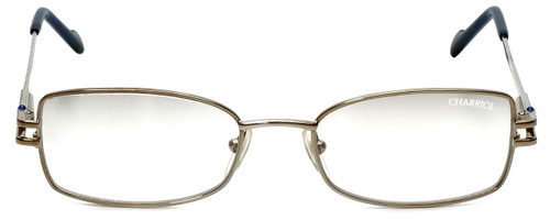 Charriol Designer Eyeglasses PC7121-C3 in Silver Blue 52mm :: Progressive