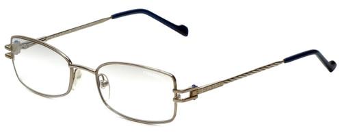 Charriol Designer Reading Glasses PC7121-C3 in Silver Blue 52mm