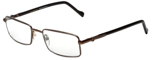 Charriol Designer Reading Glasses PC7222-C1 in Brown 54mm