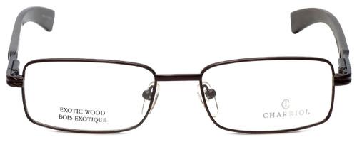 Charriol Designer Reading Glasses PC7245-C3 in Brown 52mm