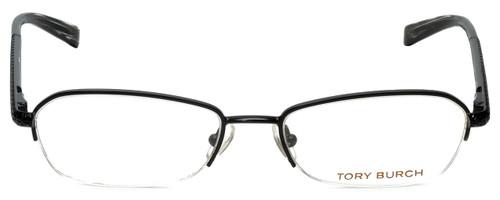 Tory Burch Designer Eyeglasses TY1003-107-52 in Black 52mm :: Rx Single Vision