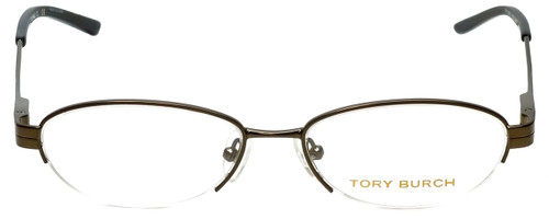 Tory Burch Designer Eyeglasses TY1002-182 in Olive 49mm :: Rx Bi-Focal