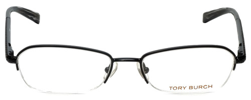 Tory Burch Designer Eyeglasses TY1003-107-50 in Black 50mm :: Rx Bi-Focal