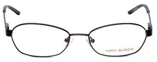 Tory Burch Designer Eyeglasses TY1008-126 in Plum 51mm :: Rx Bi-Focal