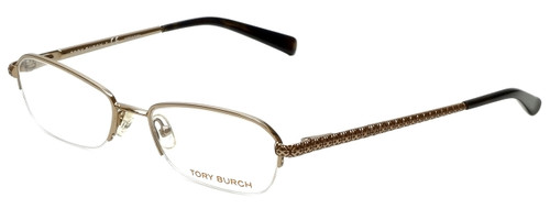 Tory Burch Designer Reading Glasses TY1003-106 in Gold 50mm