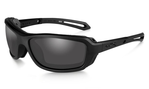 Wiley X Wave in Matte Black with Grey Lens
