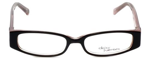 Daisy Fuentes Designer Eyeglasses DFCECILIA-077 in Burgundy 49mm :: Custom Left & Right Lens