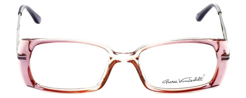 Gloria Vanderbilt Designer Reading Glasses GV772-073 in Muave 52mm