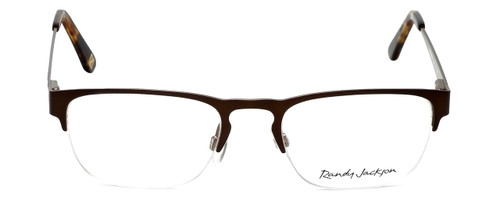 Randy Jackson Designer Eyeglasses RJ1026-183 in Brown 50mm :: Custom Left & Right Lens
