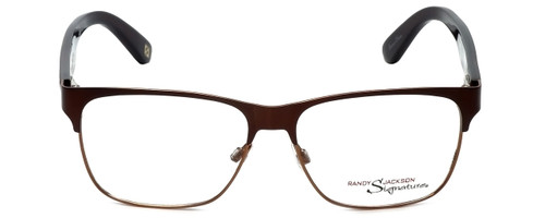 Randy Jackson Designer Eyeglasses RJ1926-023 in Cordovan 54mm :: Custom Left & Right Lens