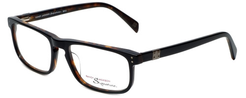 Randy Jackson Designer Eyeglasses RJ3013-021 in  Black 55mm :: Rx Single Vision