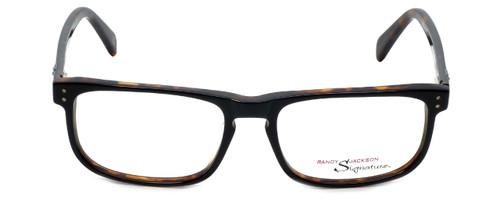 Randy Jackson Designer Eyeglasses RJ3013-021 in  Black 55mm :: Progressive