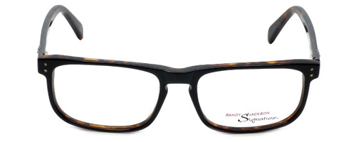 Randy Jackson Designer Eyeglasses RJ3013-021 in  Black 55mm :: Rx Bi-Focal