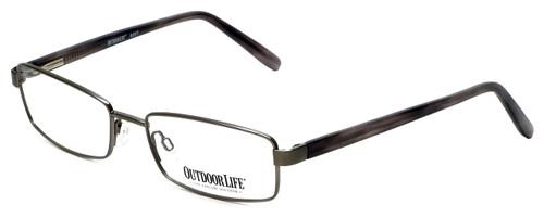 Outdoor Life Designer Eyeglasses OL820T in Gunmetal 54mm :: Custom Left & Right Lens